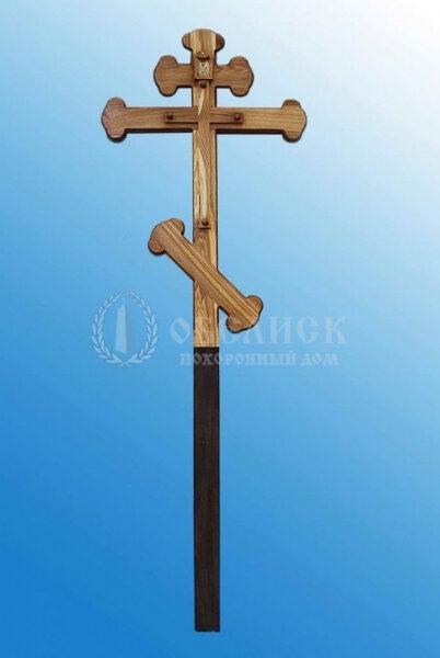 Крест дубовый (2400x80x10)