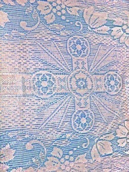 Церковное покрывало люрекс №11