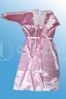 Платье атласное №11