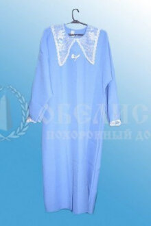 Платье х/б №12