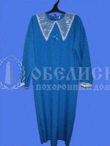 Платье габардиновое №9