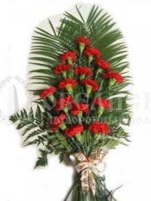 Цветы, гирлянды для возложения (букет №2)