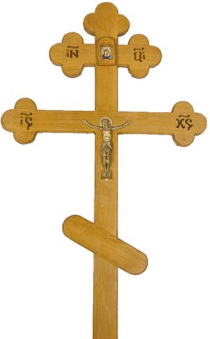 Мраморный крестик Выкса Лампадка из покостовского гранита Колпино